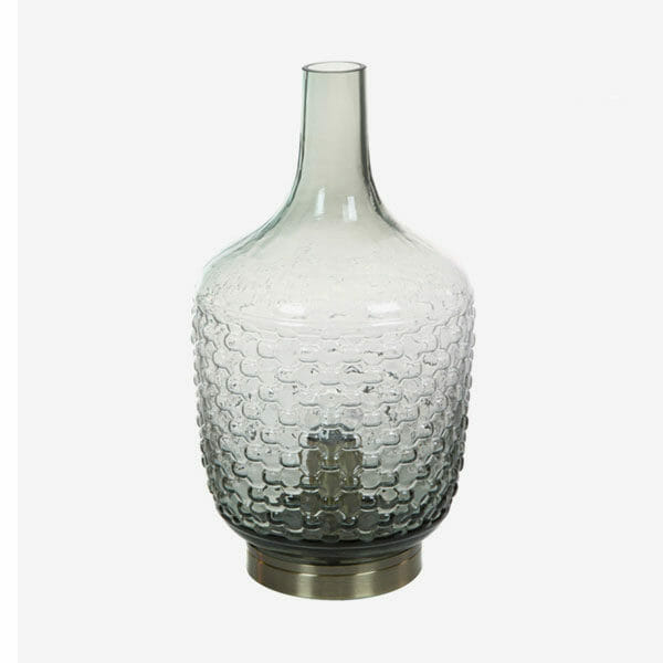 Bordslampa glas rök från Shine Inline