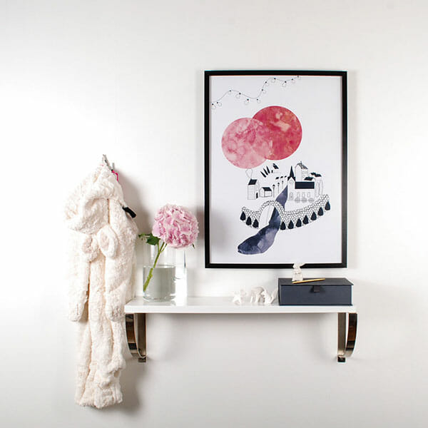 Lilla By poster
