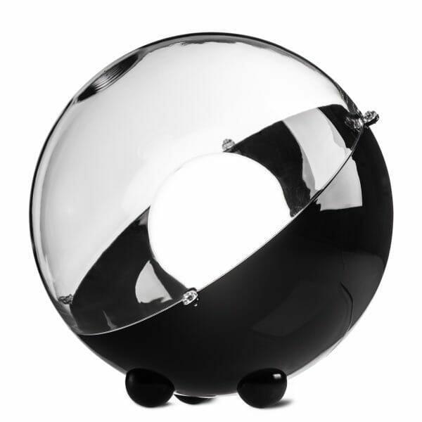 ORION Golvlampa svart
