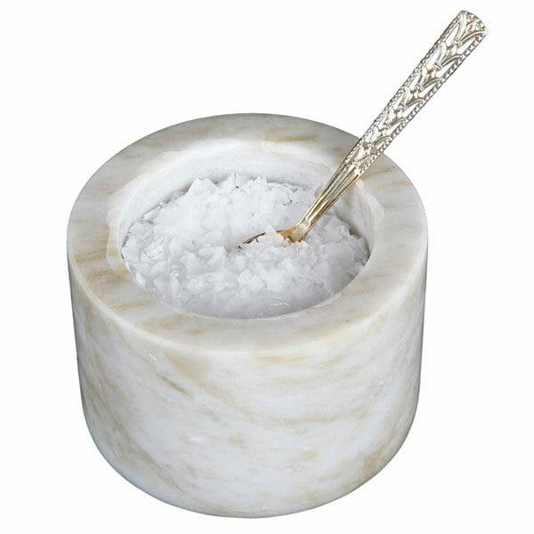 "Saltkar ""salt"" i svensk marmor"