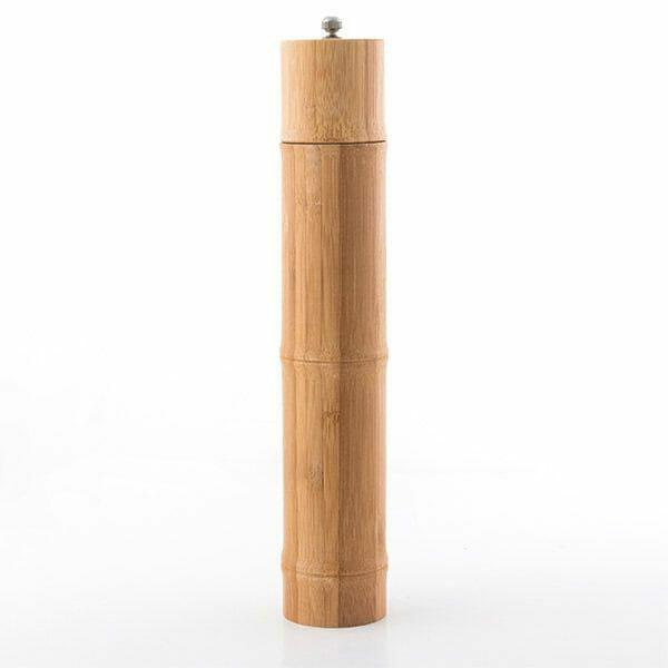 Salt och pepparkvarn Bambu från Taketokio