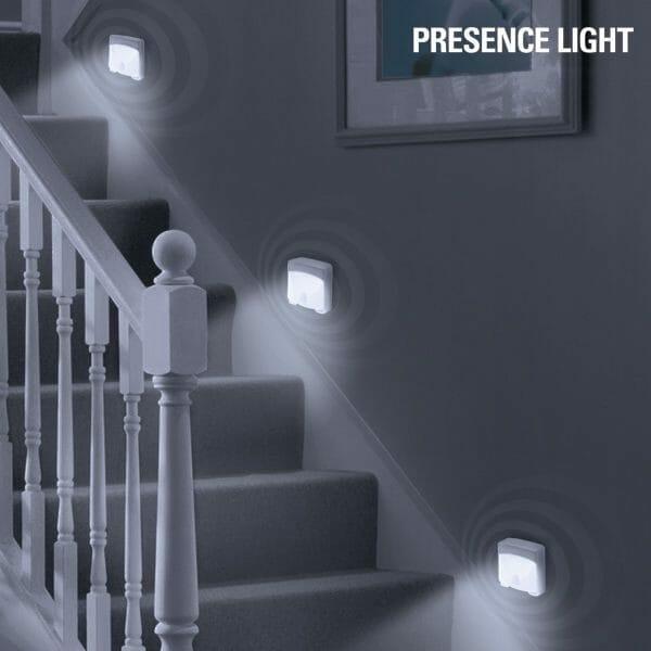 LED ljus med rörelsesensor Presence Light