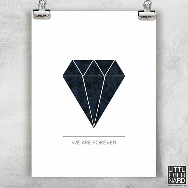 We are forever poster