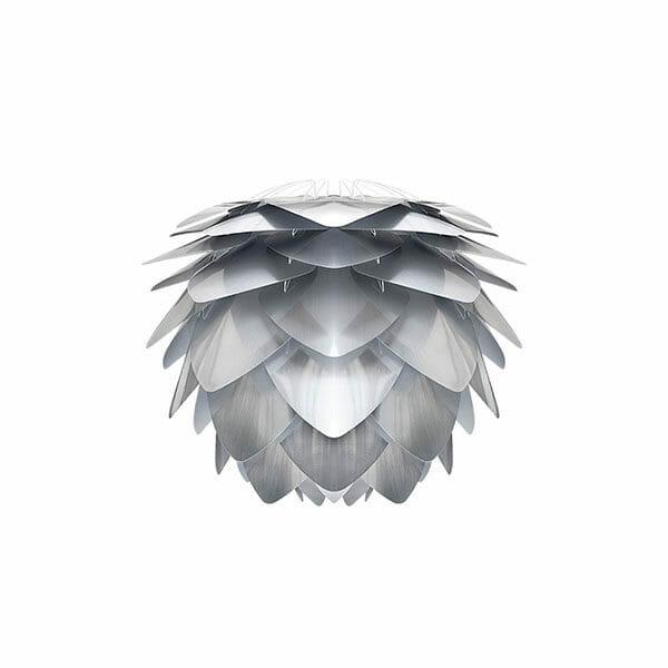 Vita Silvia stål medium