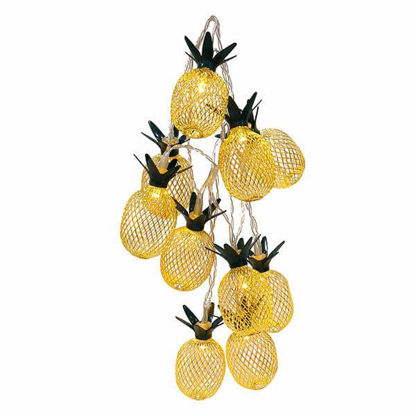 Batteridriven slinga - Ananas