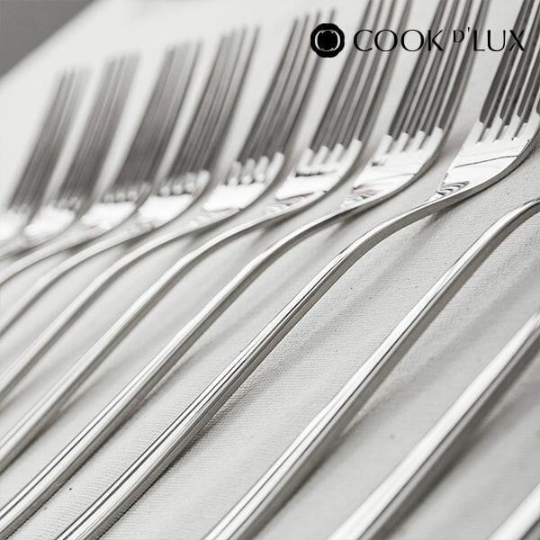 Bestickset i rostfritt stål (72 delar)