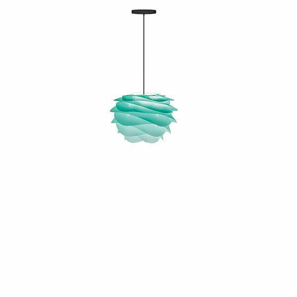 Carmina lampa mini turkos