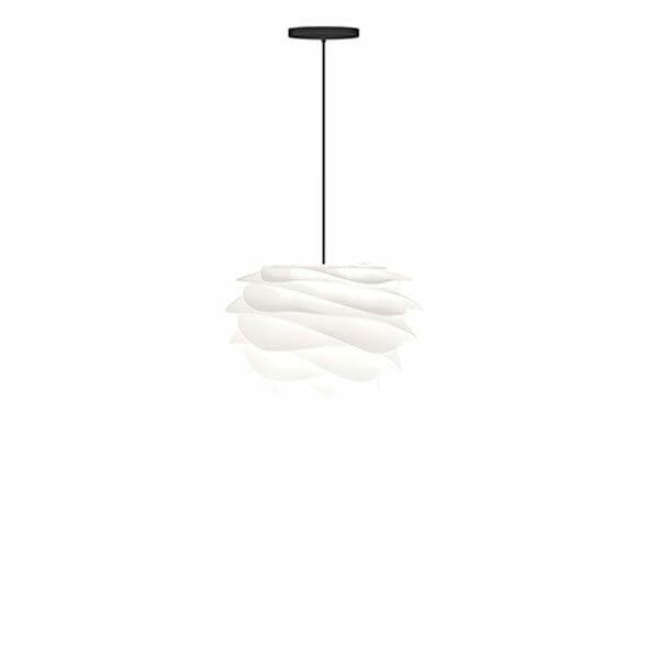 Carmina lampa mini vit