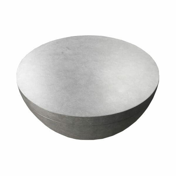 Douglas Soffbord, cement (80 cm)