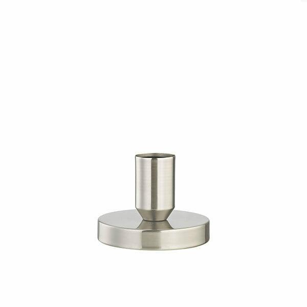 Fot bordslampa - Silver Havsö