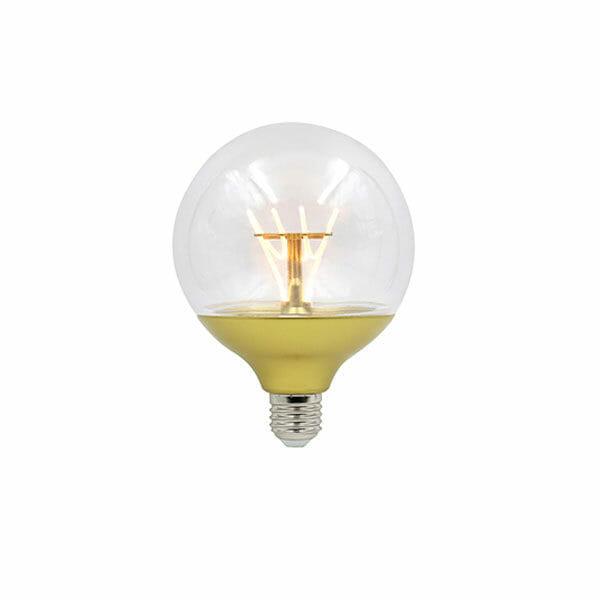 Glödlampa Guld E27