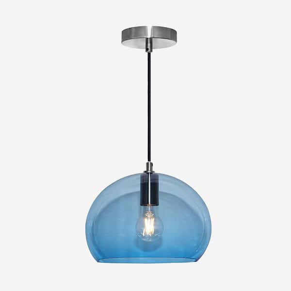 Smokey Blue taklampa
