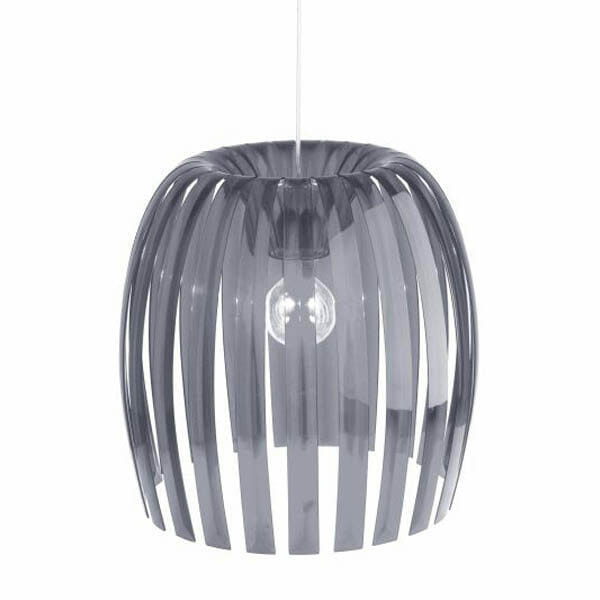 Josephine taklampa XL, Grå