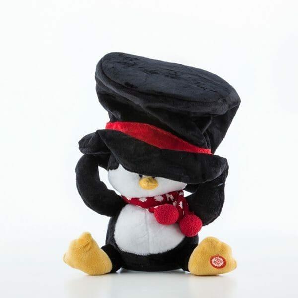 Pingvin med ljud och ljus