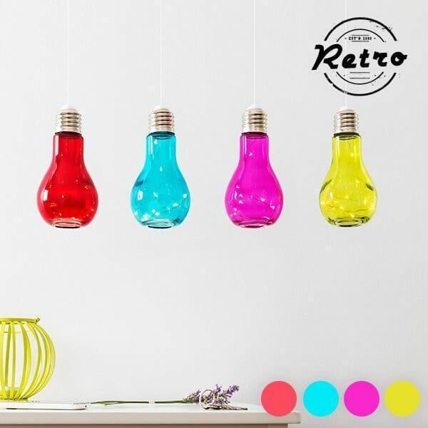 LED-lampa Glödlampa