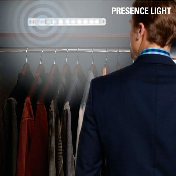 LED rör med rörelsesensor Presence Light
