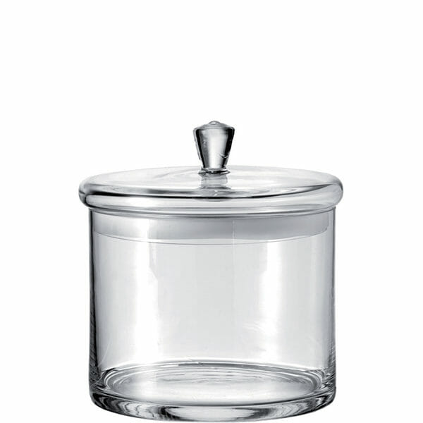 Förvaringsask Lovisa i glas (Large)