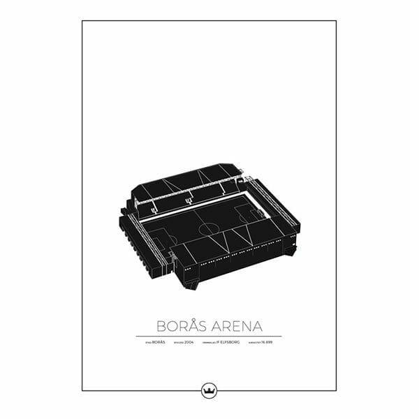 Poster Borås Arena - If Elfsborg