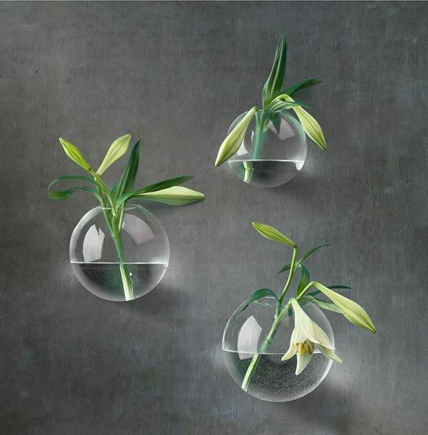 Villa Collection - Väggvas glas