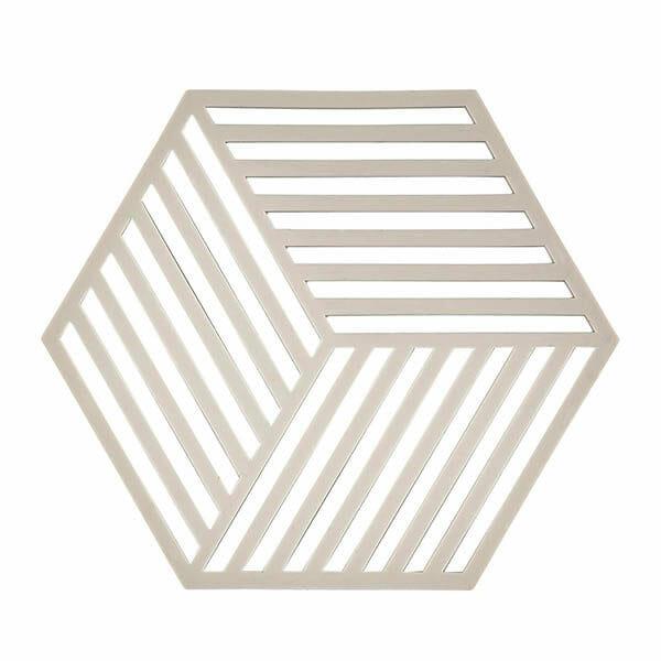 Grytunderlägg Hexagon Zone, Ljusgrå