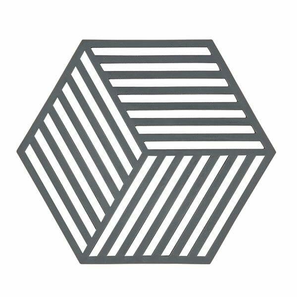 Grytunderlägg Hexagon Zone, Mörkgrå