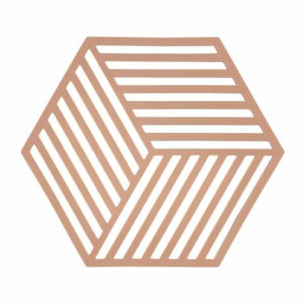 Grytunderlägg Hexagon Zone, Rosa