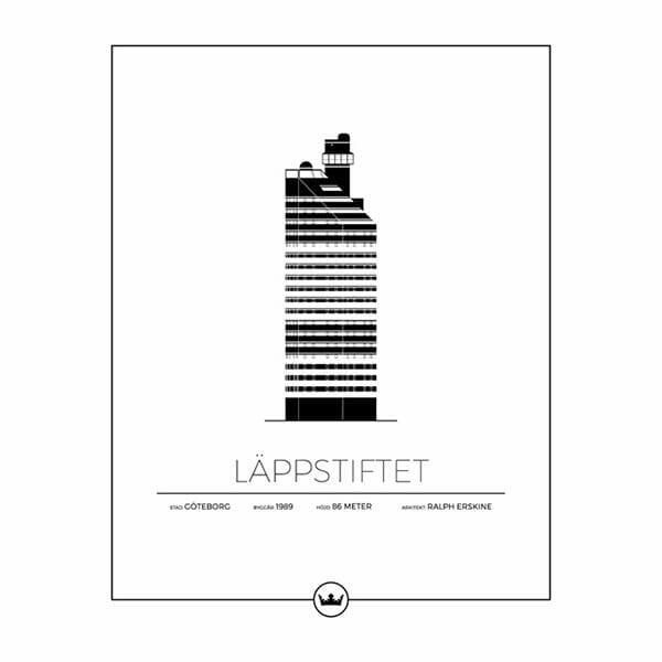 Poster av Läppstiftet - Göteborg
