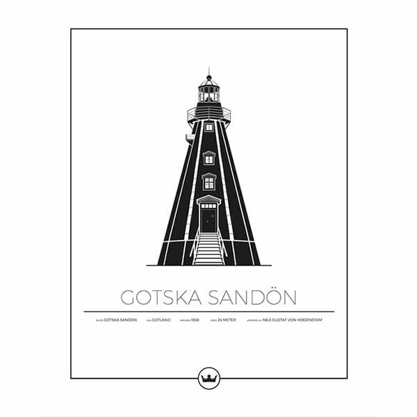 Poster Gotska Sandön - Gotland