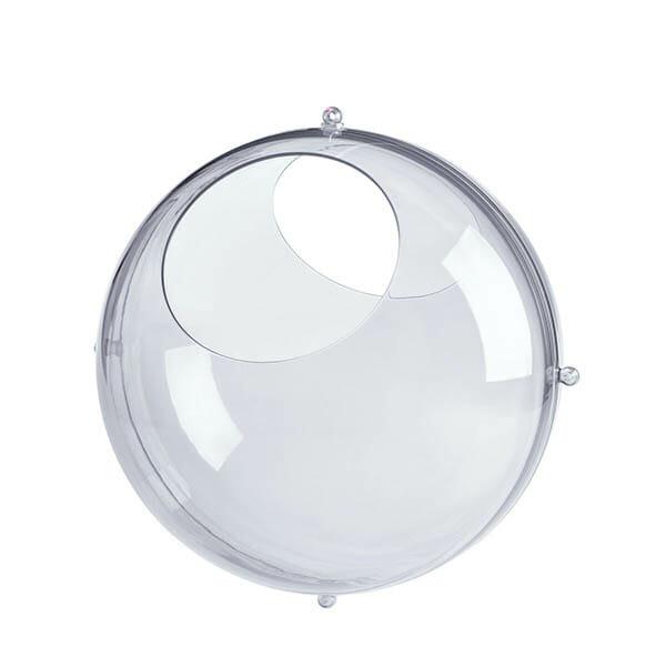 Koziol Väggförvaring Orion Transparent, Grå