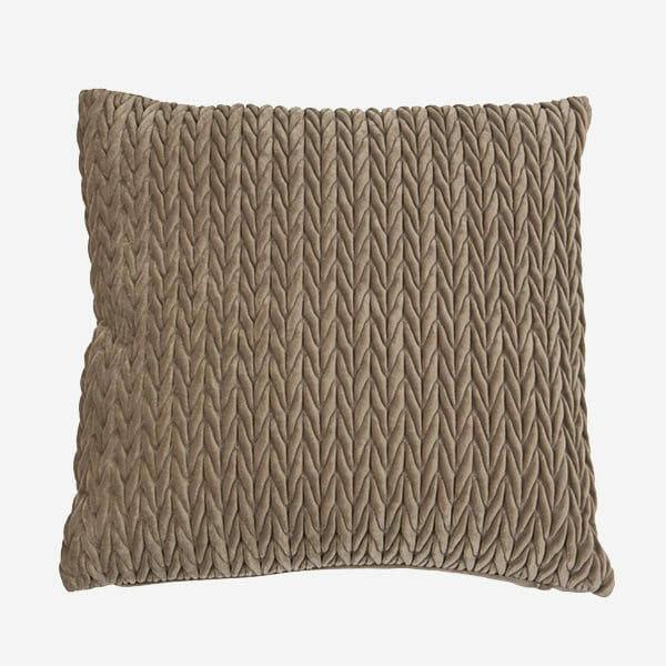 Kuddfodral Fancy Beige (45 x 45 cm)