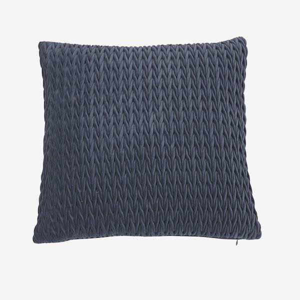 Kuddfodral Fancy Blå (45 x 45 cm)