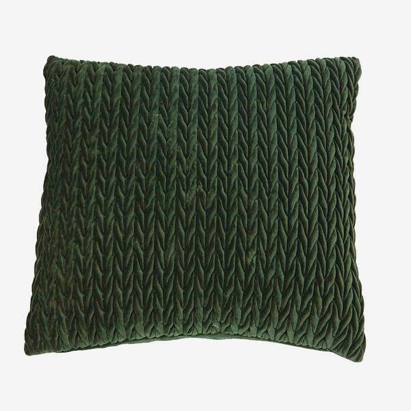 Kuddfodral Fancy Grön (45 x 45 cm)