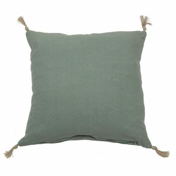 Kuddfodral Chilla, Mint (47 x 47 cm)