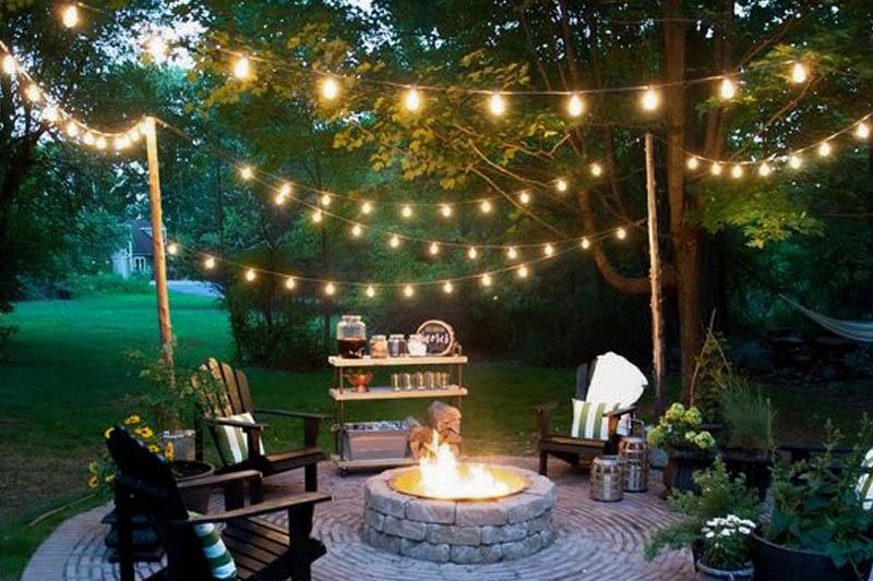 7 mysiga tips på att dekorera med ljusslingor