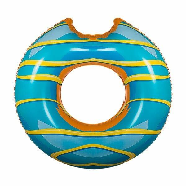 Badring Donut, blå