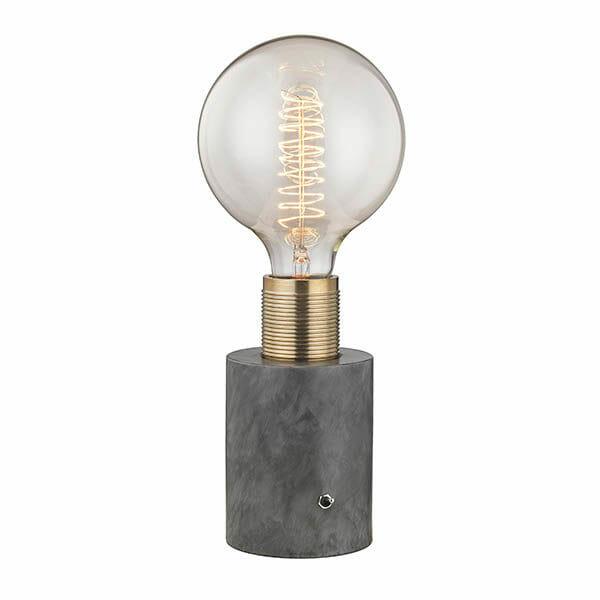 Bordslampa Marmorfinish Switch
