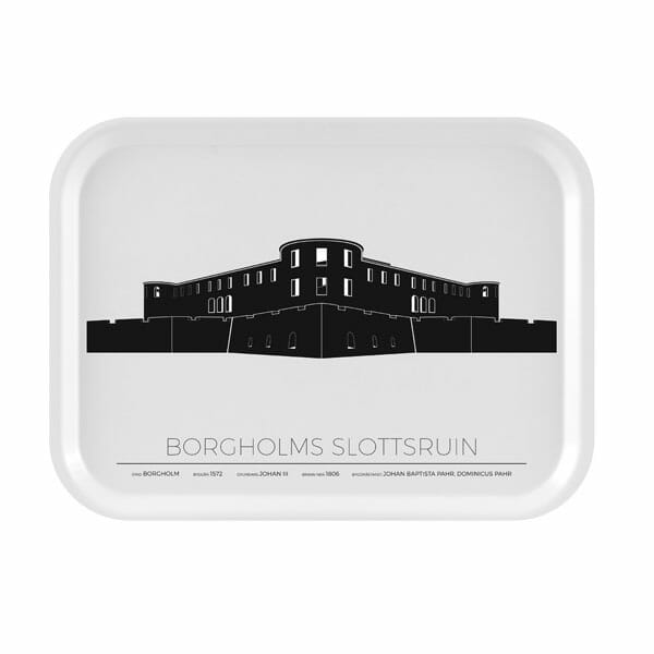 Bricka Borgholms Slottsruin, Öland / Borgholm
