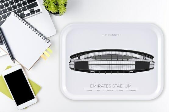 Bricka Emirates Stadium Arsenal London, England