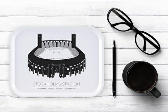 Bricka Stockholm Stadion, Stockholm