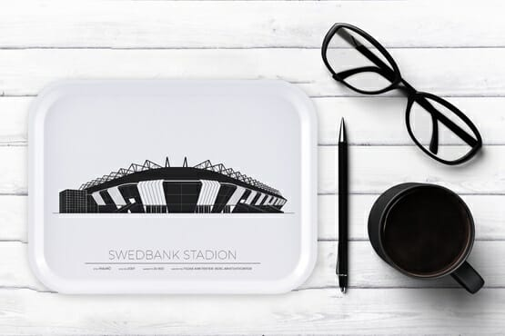 Bricka Swedbank Stadion, Malmö