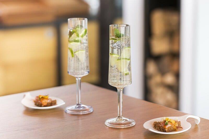 CHEERS NO.5 Champagneglas