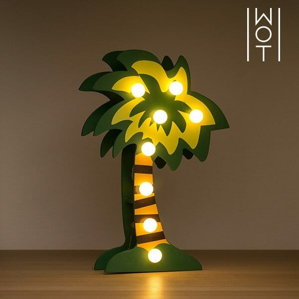 Bordslampa Palm LED
