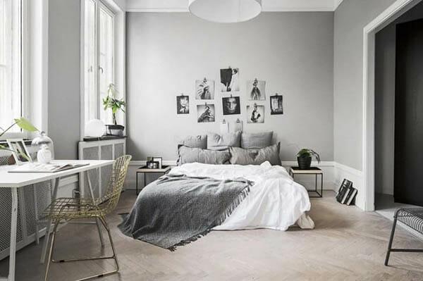 Inspiration och nya idéer för sovrummet