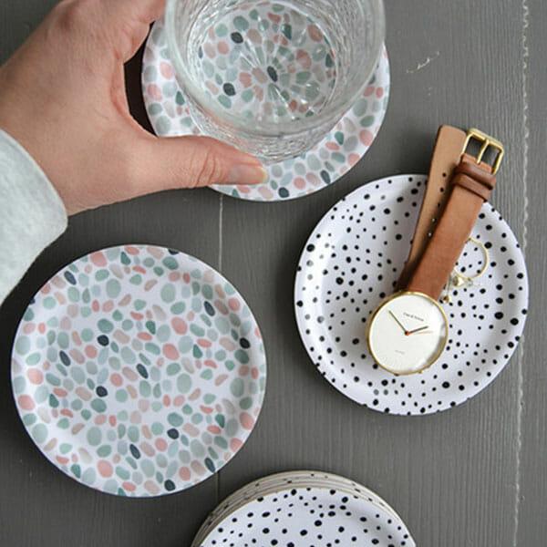 Minibricka Dots 4-pack, Elina Dahl