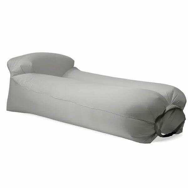 SoftyBag Uppblåsbar Loungesoffa, Mystic grey