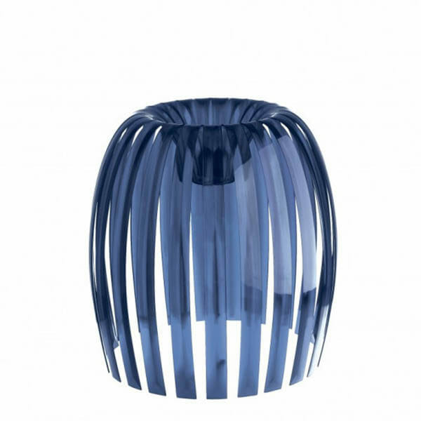 Lampskärm, Josephine XL, Blå