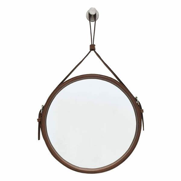 Elvis Spegel, Brun (50 cm)