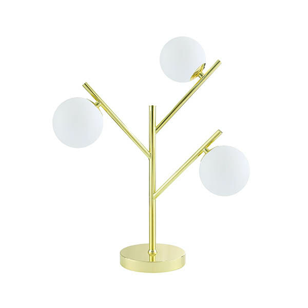Smarholmen Bordslampa, Guld