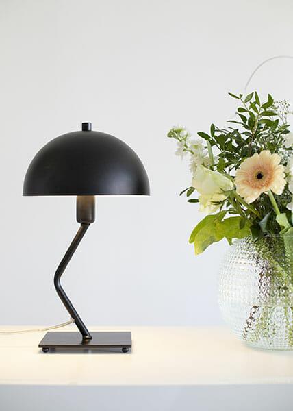 Bordslampa Classic Mini Mattsvart