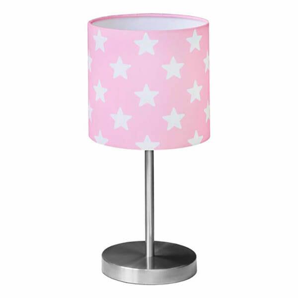 Bordslampa Star, Rosa